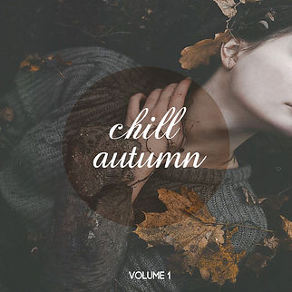 "copertina album di Allegra Lusini "" chill autumn vol.1"""