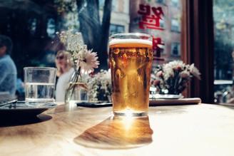 Pint of Beer Edinburgh Scotland Wanderlu