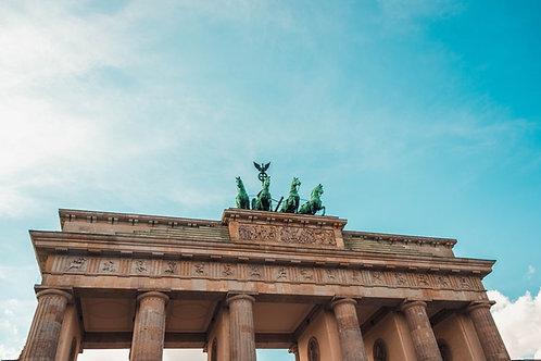 I/Wanderlust + Workshop Series 2.5 week BERLIN July 2021