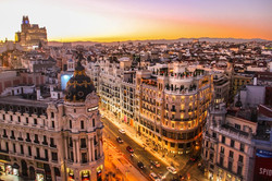 GRAN VIA, MADRID CITY