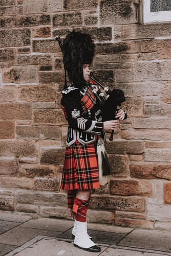 Bagpipes Scotland Edinburgh Wanderlust C