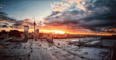 BERLIN SKYSCAPE