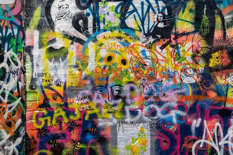 Graffiti Arts Culture Melbourne Wanderlu