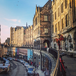Edinburgh Wanderlust City Projects Inten