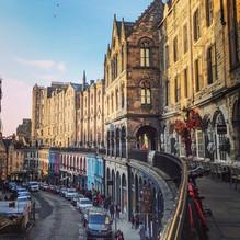Edinburgh Wanderlust City Projects Inten