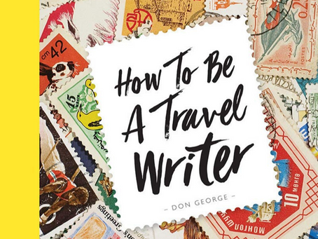 The Travel Writing books you NEED to read to become a great travel writer | Wanderlust City Projects