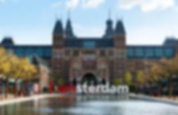 Amsterdam Rijks Museum
