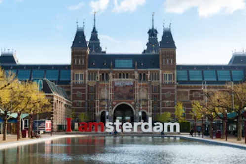 T/Wanderlust 4 week AMSTERDAM May 2021