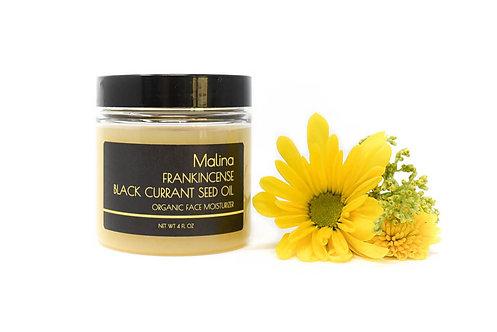 Frankincense & Black Currant Seed Oil Face Moisturizer, 4 fl oz