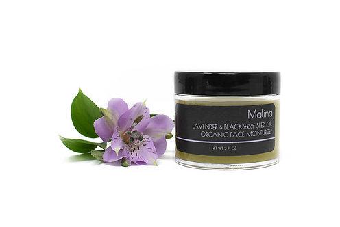 Lavender & Blackberry Seed Oil Face Moisturizer, 2 fl oz