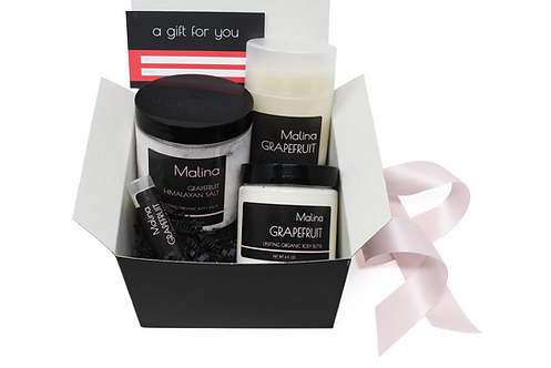Small Grapefruit Collection Gift Set
