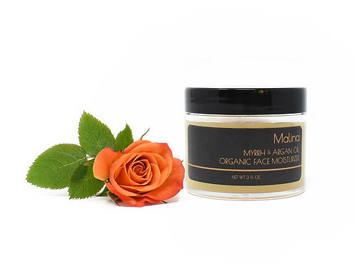 Myrrh & Argan Oil Face Moisturizer, 2 fl oz