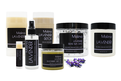 Large Lavender Collection Gift Set