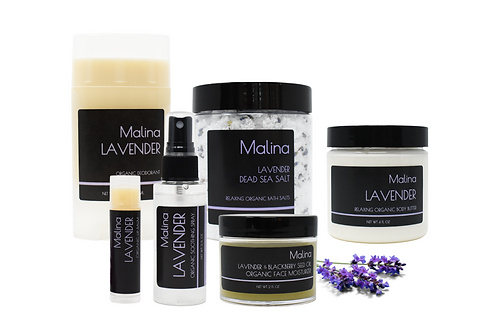 Small Lavender Collection Gift Set