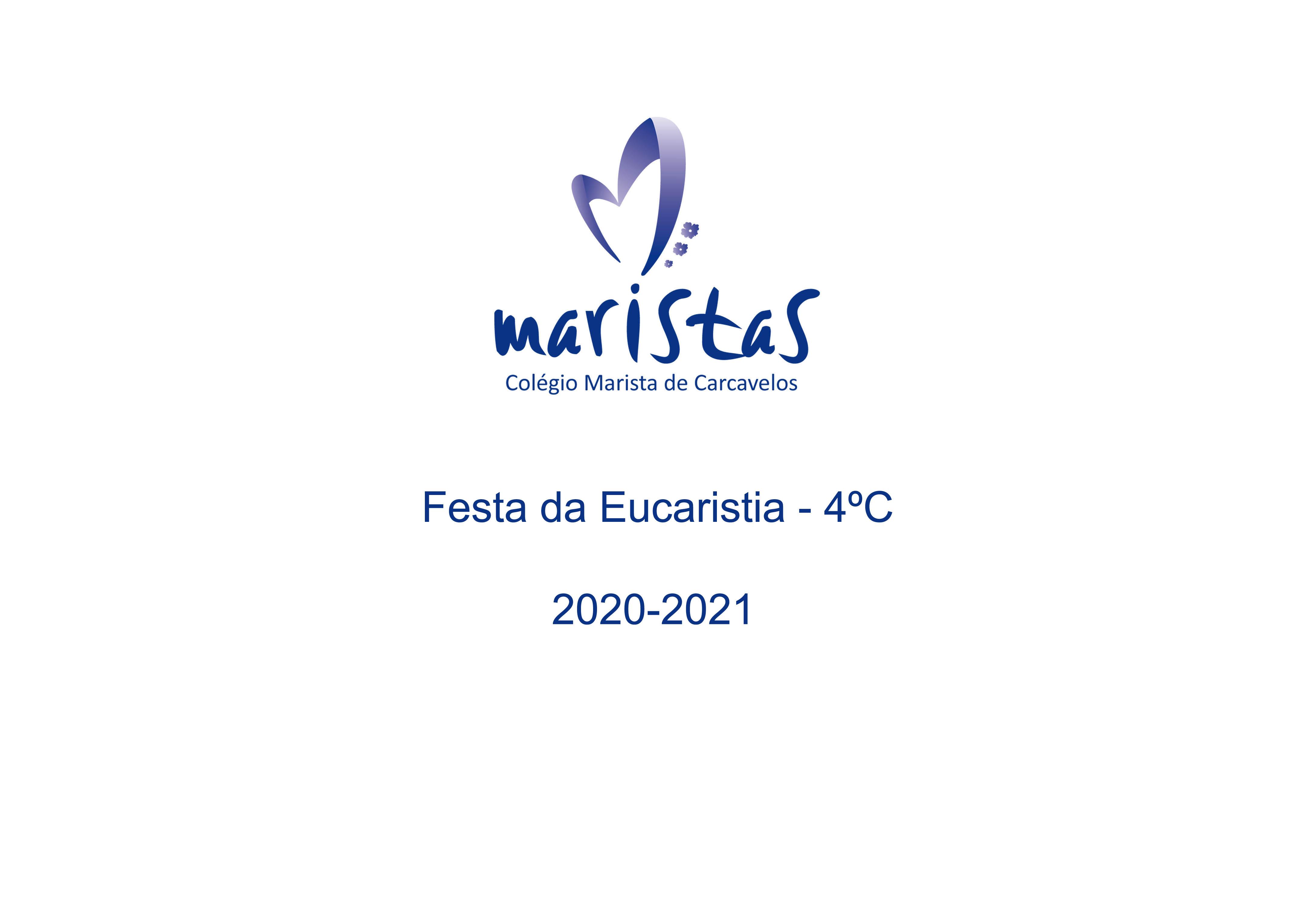 Festa Eucaristia 4ºB