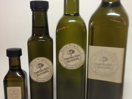 Lust am Kochen, die neuen Formate für unser Thetaloss Olivenöl sind da