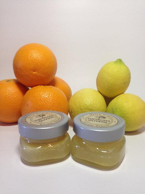 Thetaloss Body & Soul Nachtcreme Zitrone/Orange 100g