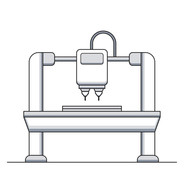 3D Printing with ESD-Safe Materials