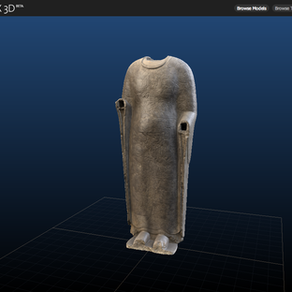 3D Print your own artifact from the Smithsonian