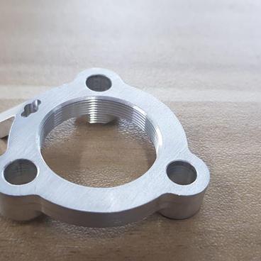 CNC Machining of Aluminium