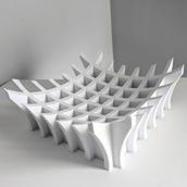 Fruit bowl - 3d printed