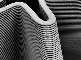 concrete 3d printer by meka 3d printing