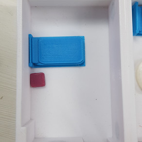 Concepts -3D Printed Scale HDB Home Models