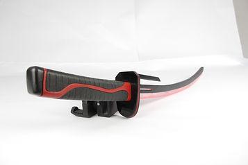 custom designed sword by meka 3d printin