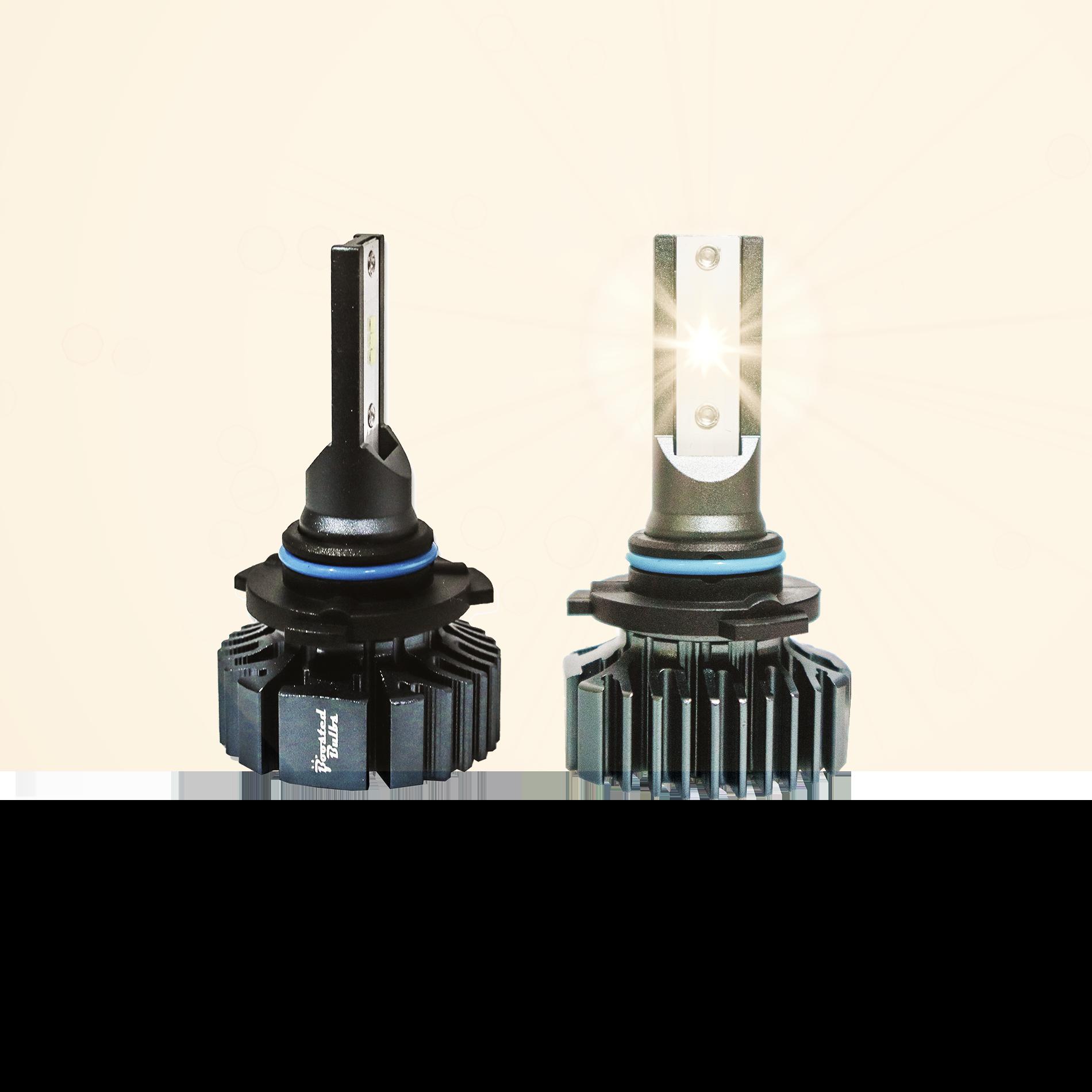 Boosted Bulbs Headlight w flair