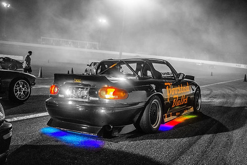 COLOR CHASING UNDERGLOW
