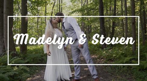 Madelyn & Steven