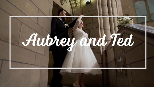 Aubrey & Ted