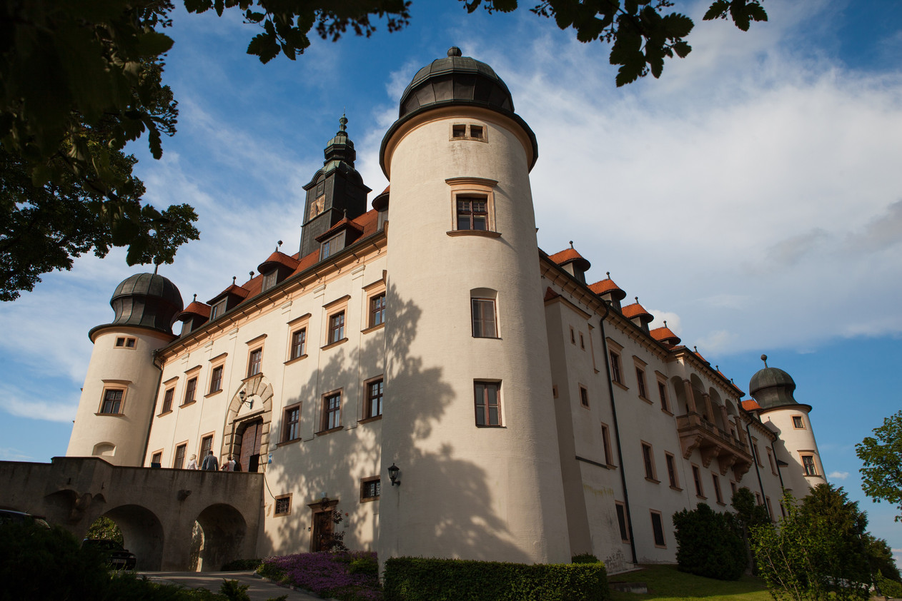 Schloss Sitzenberg im Tullnerfeld