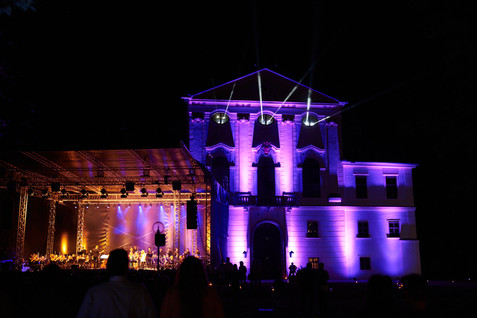 Ambiente Open Air Konzerte Schloss Kirchstetten