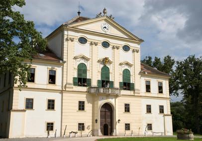 Ehrenhof_Klassik Festival Schloss Kirchstetten