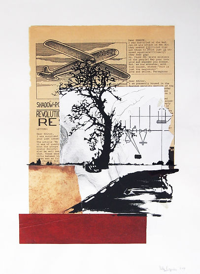 Diary III     30x40 cm