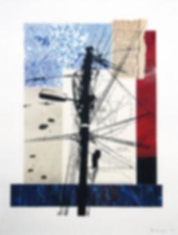 Diary VII     30x40 cm