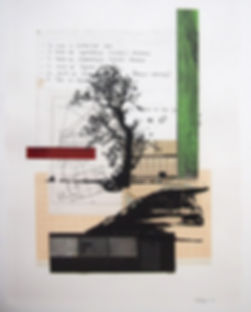 Diary VI     30x40 cm