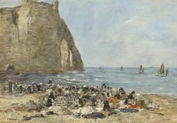 eugene-boudin-les-blanchisseuses-de-la-plage-detretat-1894-puzzle-1000-pieces.55628-1.fs