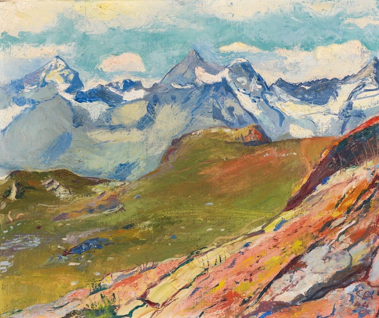 riffelberg-1944-by-cuno-amiet
