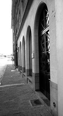 Facade Boutique Hedwig Tournai