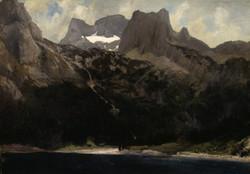 Fanny_Churberg_-_Alpine_Lake_-_A-1995-19