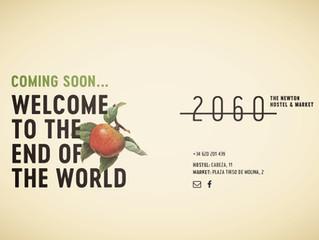 2060 THE NEWTON HOSTEL AND MARKET TAMBIÉN ELIGEN A SPARTIC MAMPARAS