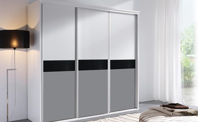 frentes armario aluminio sevilla alselux