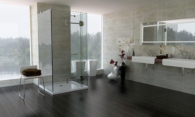 SPARTIC. Mamparas de ducha para espacios reducidos o baños adaptados para personas con discapacidad. Máxima accesibilidad. Ideal para cambio de bañera por ducha