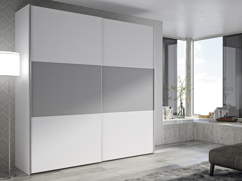 Frentes de armario aluminio Sevilla Alselux