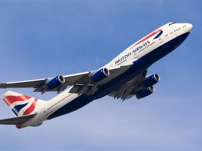 British Airways retornará ao Brasil em 2 de agosto