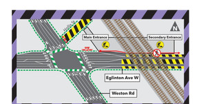Hollis Street Closure for Storm and Sanitary Sewer Installation
