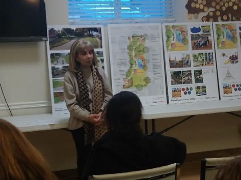 Henrietta Park Improvements Meeting