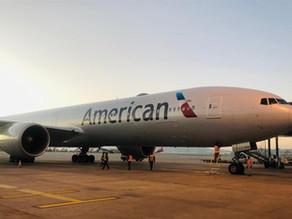 American Airlines retoma operação GRU-MIA com passageiros